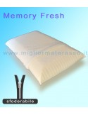 Cuscino Memory Aloe