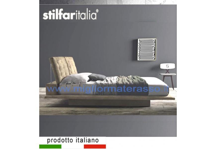 Letto Regolo Trapuntato