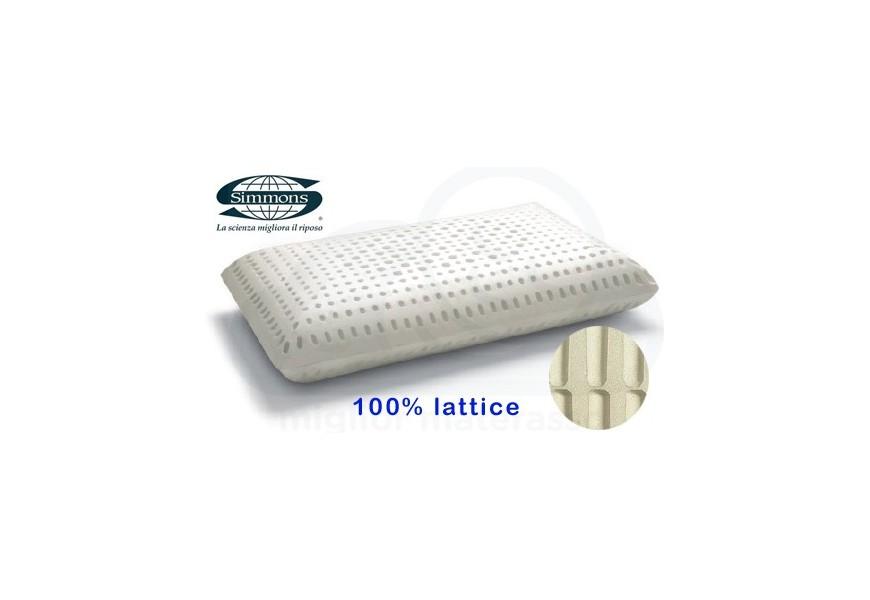 Simmons Iridium latex pillow