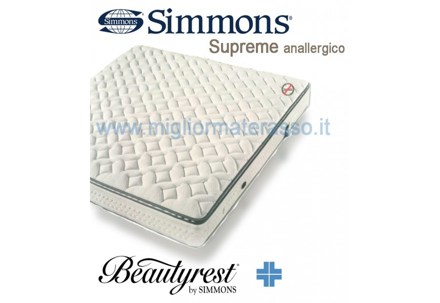 Simmons Supreme Anallergico