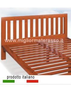 Testiera in legno TIPO 1