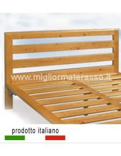 Testiera in legno TIPO 2