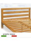 Rete in legno massello doghe larghe