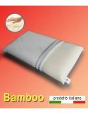 Cuscino Memory Bamboo