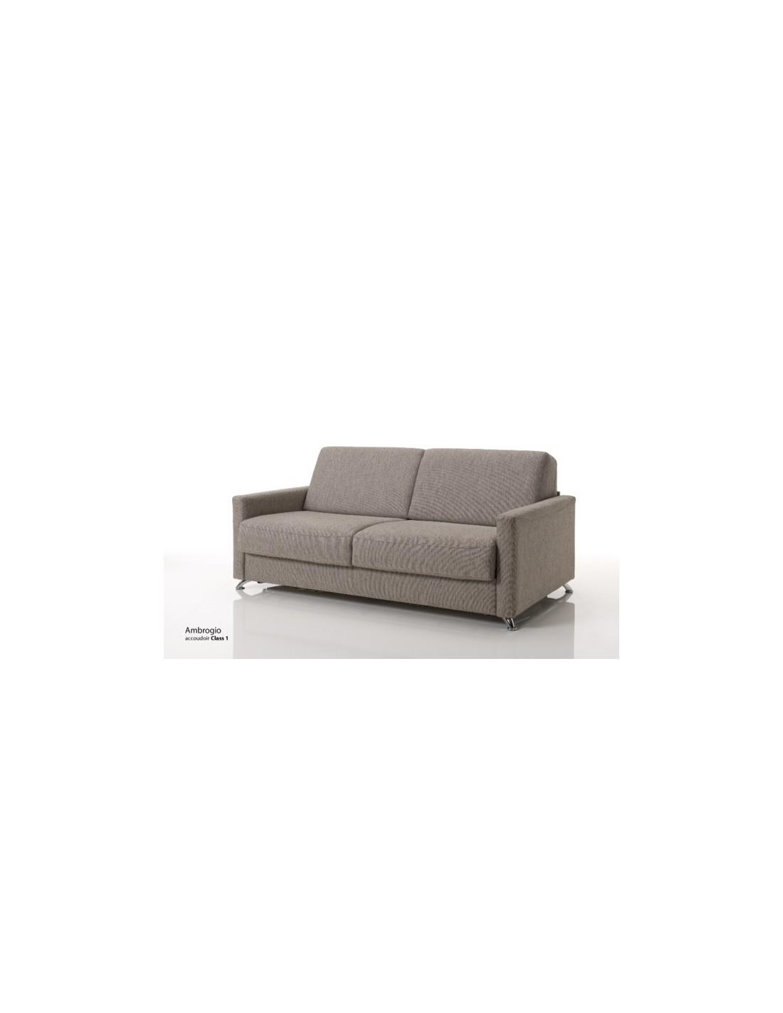 Materasso comodo alto 17 cm dentro un divano letto - Il miglior divano letto ...