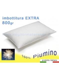 Cuscino Piumino 800 gr