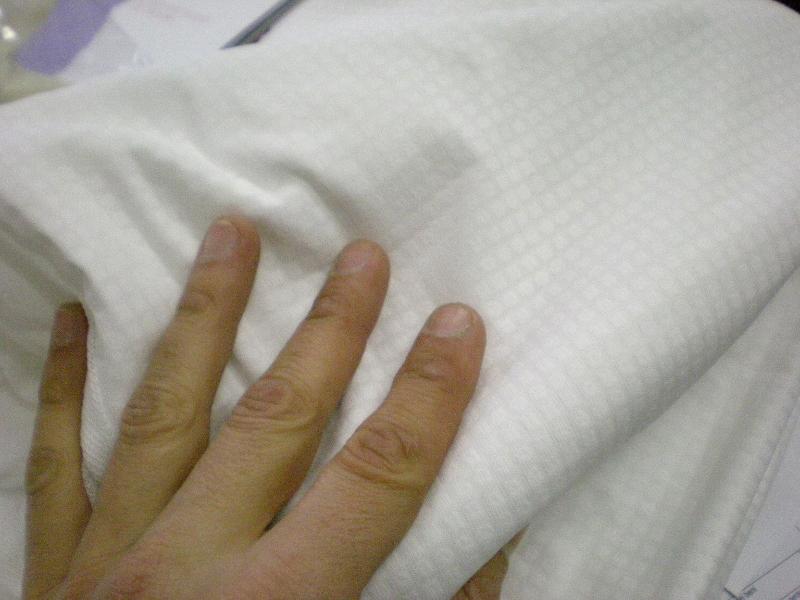 Coprimaterasso sempre fresco outlast per materassi memory - Allergia acari materasso ...