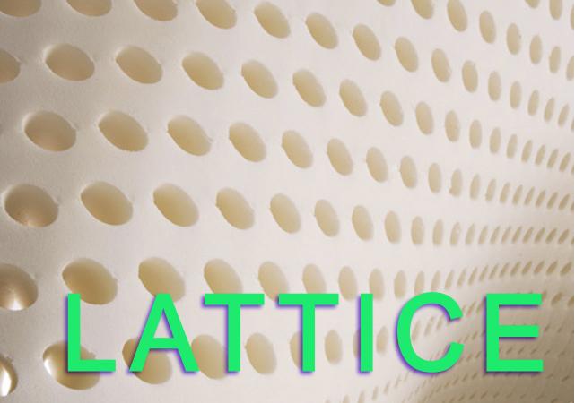 materassi lattice