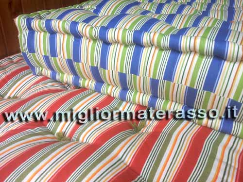 materassi lana artigianali