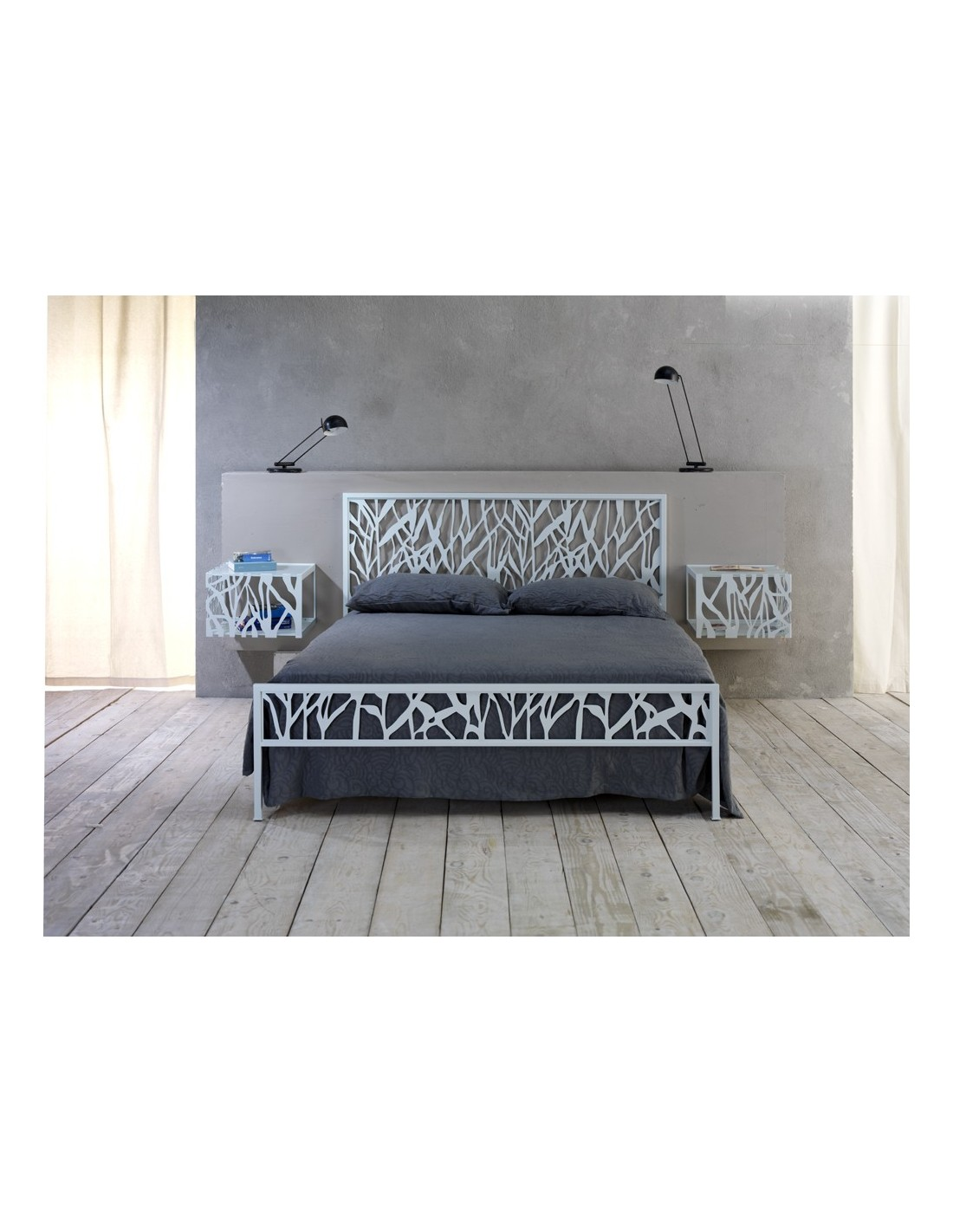Cosatto green letto in ferro battuto prezzi in offerta colori anticati - Letto in ferro battuto prezzo ...