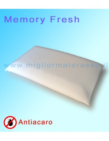 Cuscino Memory Fresh