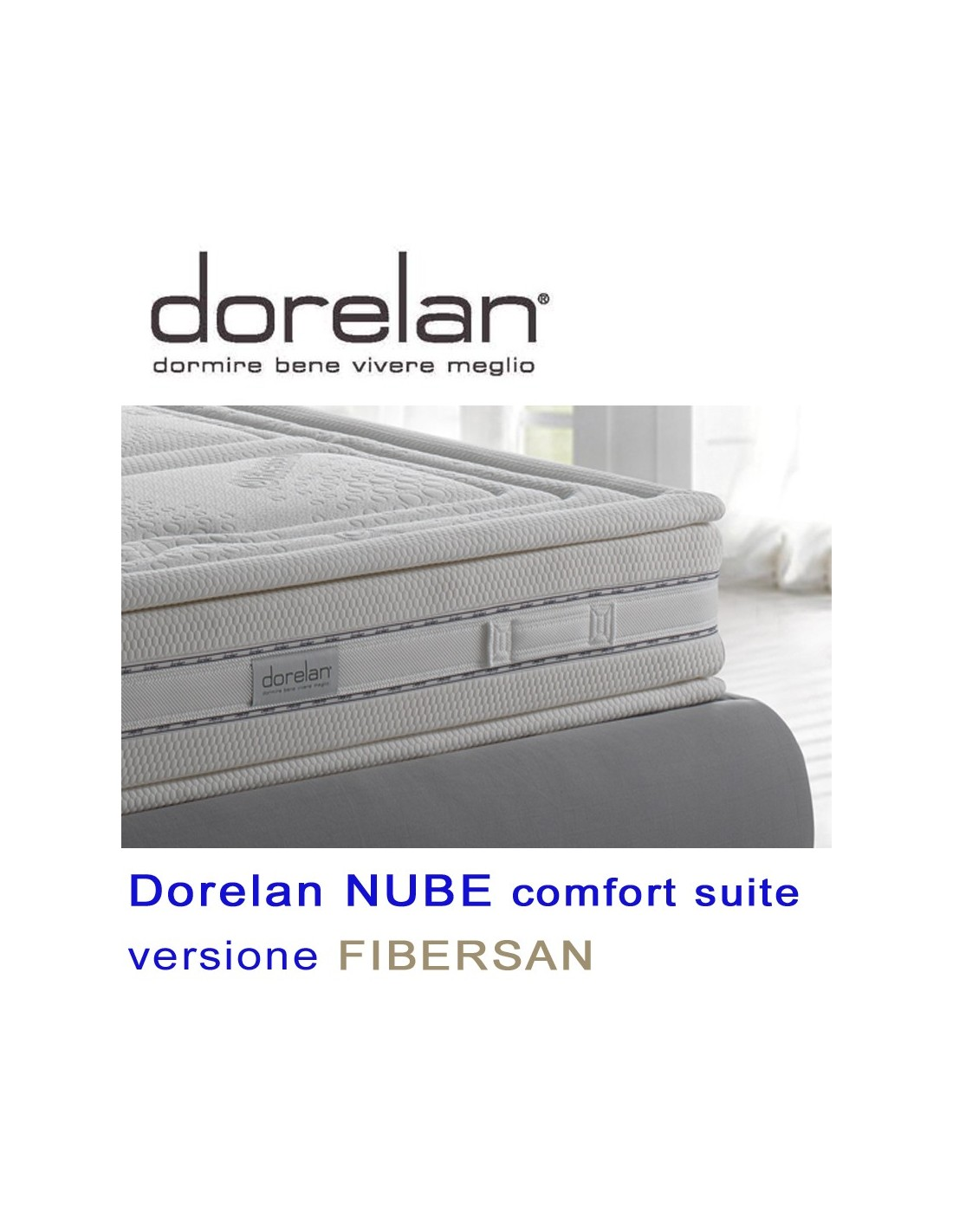 NUBE CS Myform Memory Clima NUBE CS Myform Dorelan Mattress