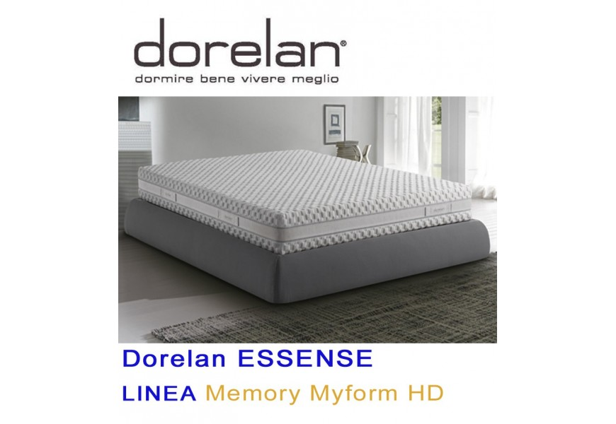 ESSENSE L Myform HD Memory Clima