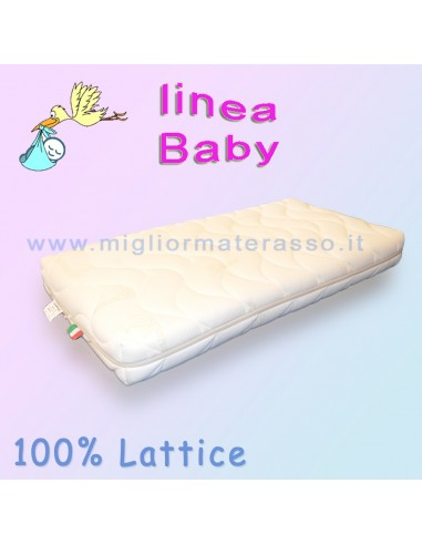 Materasso Baby lattice