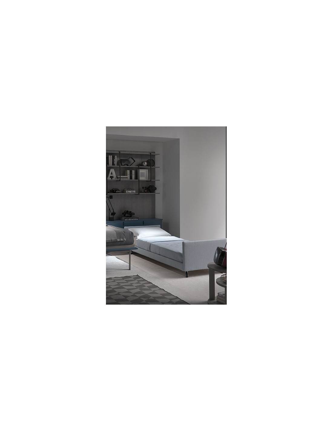 Letto a scomparsa in esposizione armadio letto mobile letto richiudibile