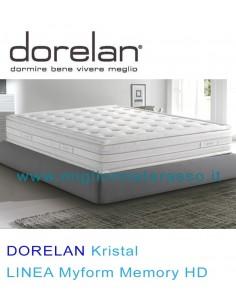 Italian Dorelan Regal Mattress handmade spring mattress