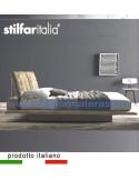 Letto Regolo Stilfar trapuntato