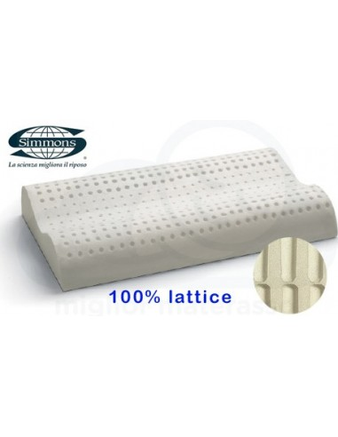 cuscino lattice cervicale