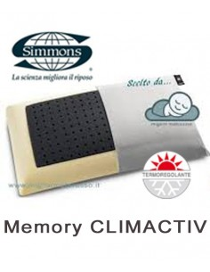 Cuscino Memory climactiv