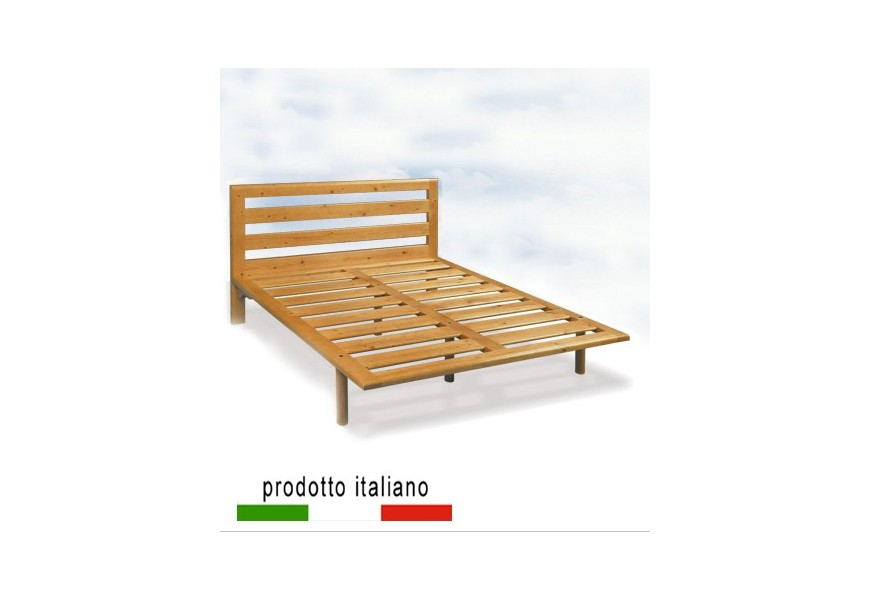 Wood bases for mattresses