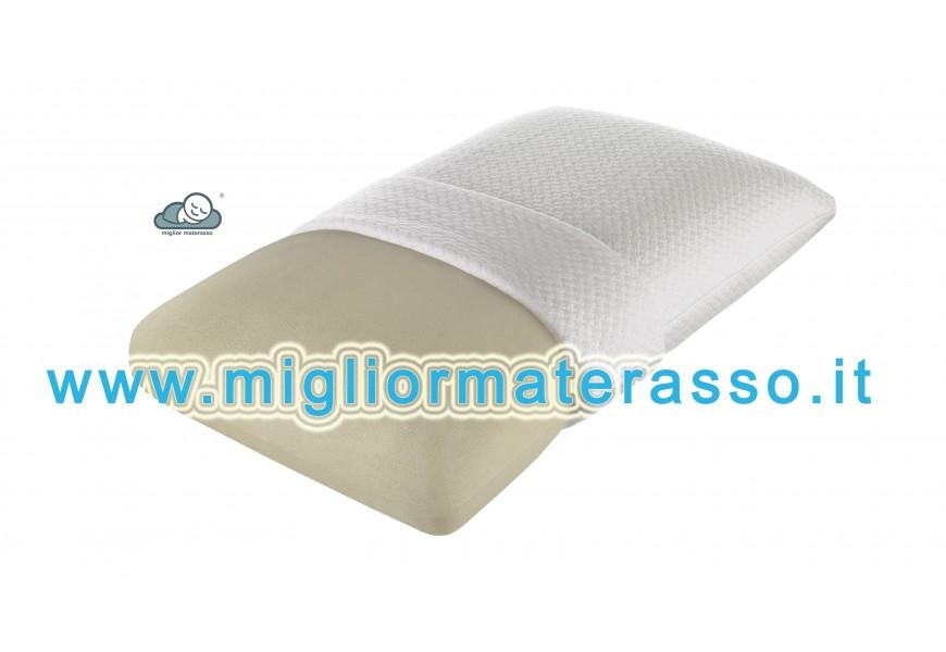 Cuscino Memory alto 13 cm