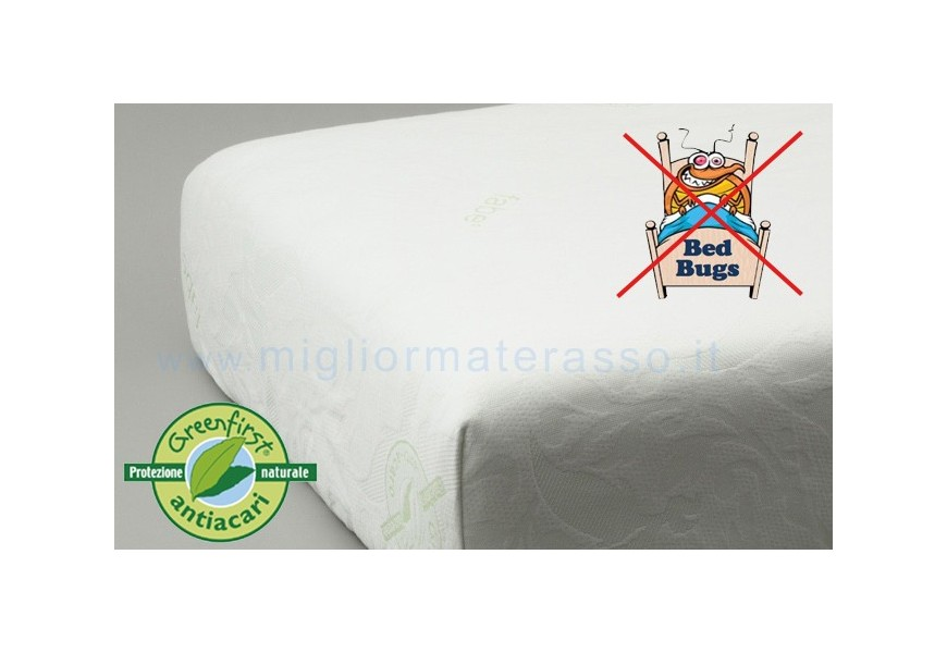 Coprimaterasso Antiacaro Greenfirst