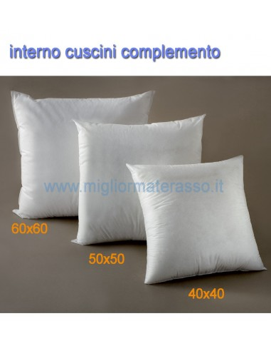 Interni per cuscini