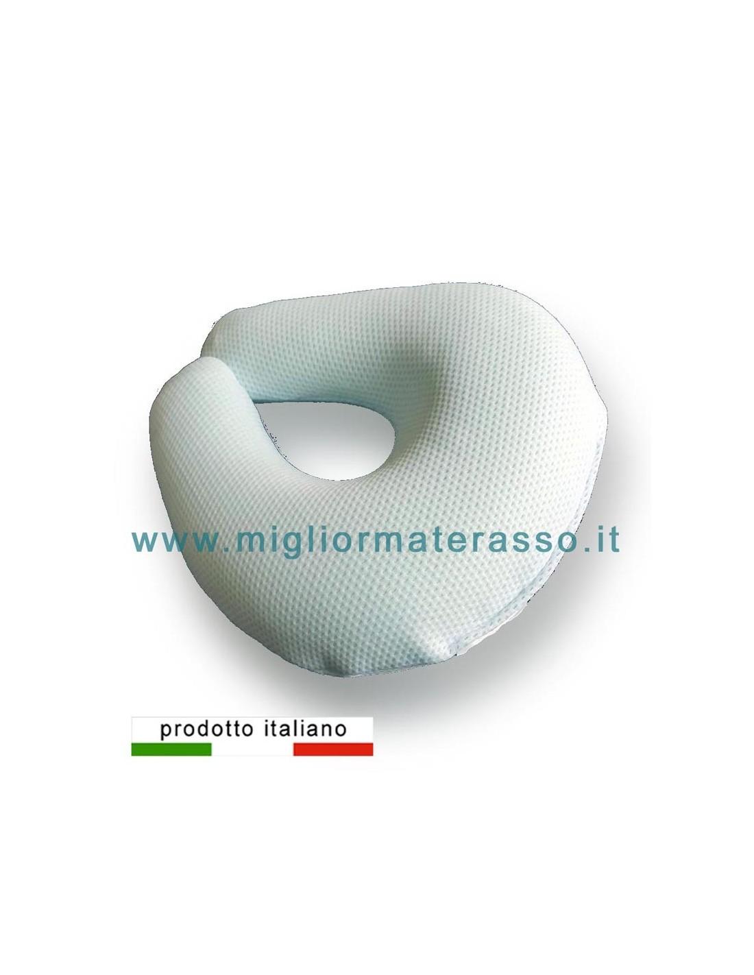 Materassi In Memory Foam Roma.Memory Foam Collar Pillow Miglior Materasso Srl
