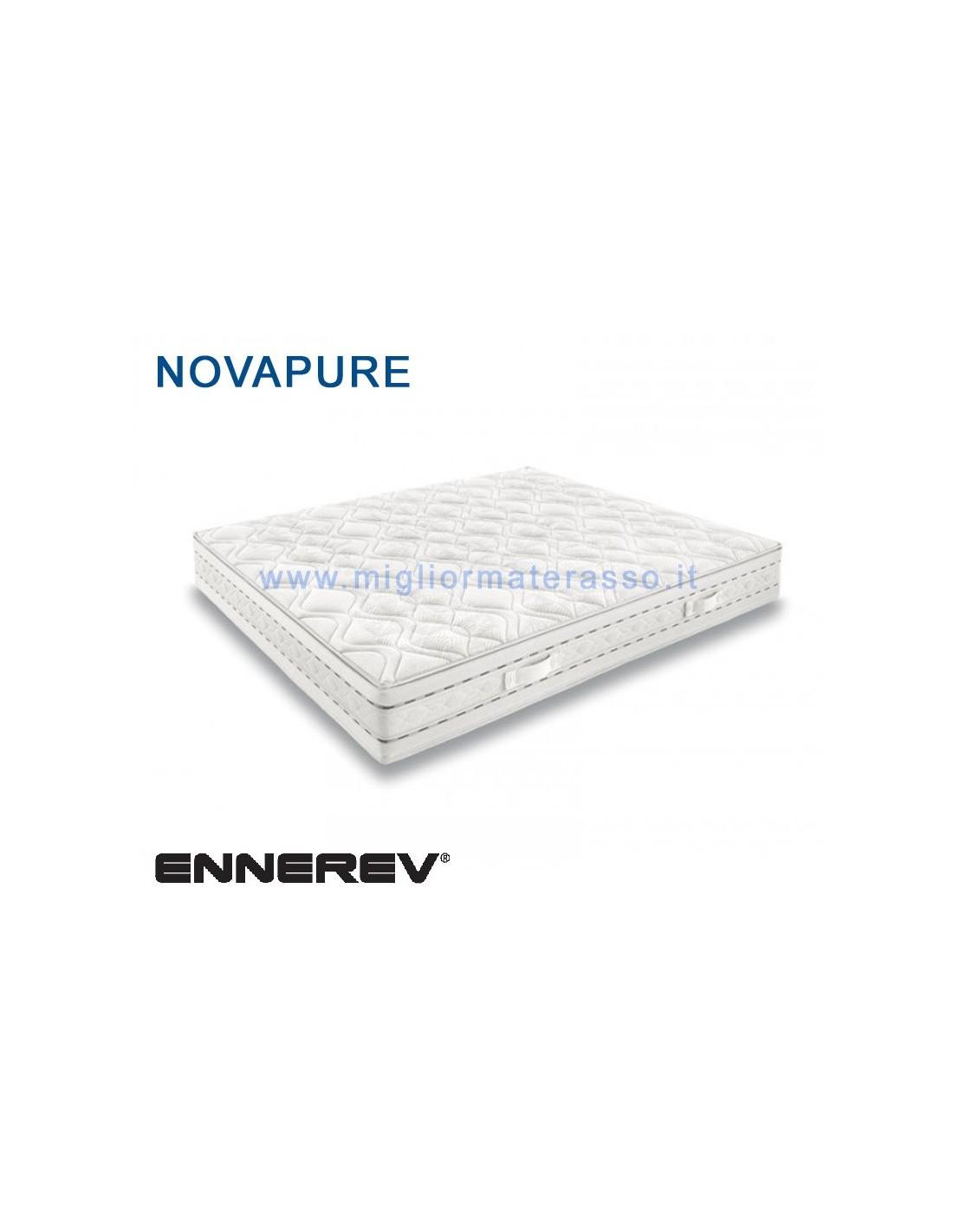 Materasso Memory Ennerev Optipure miglior materasso prezzo offerta