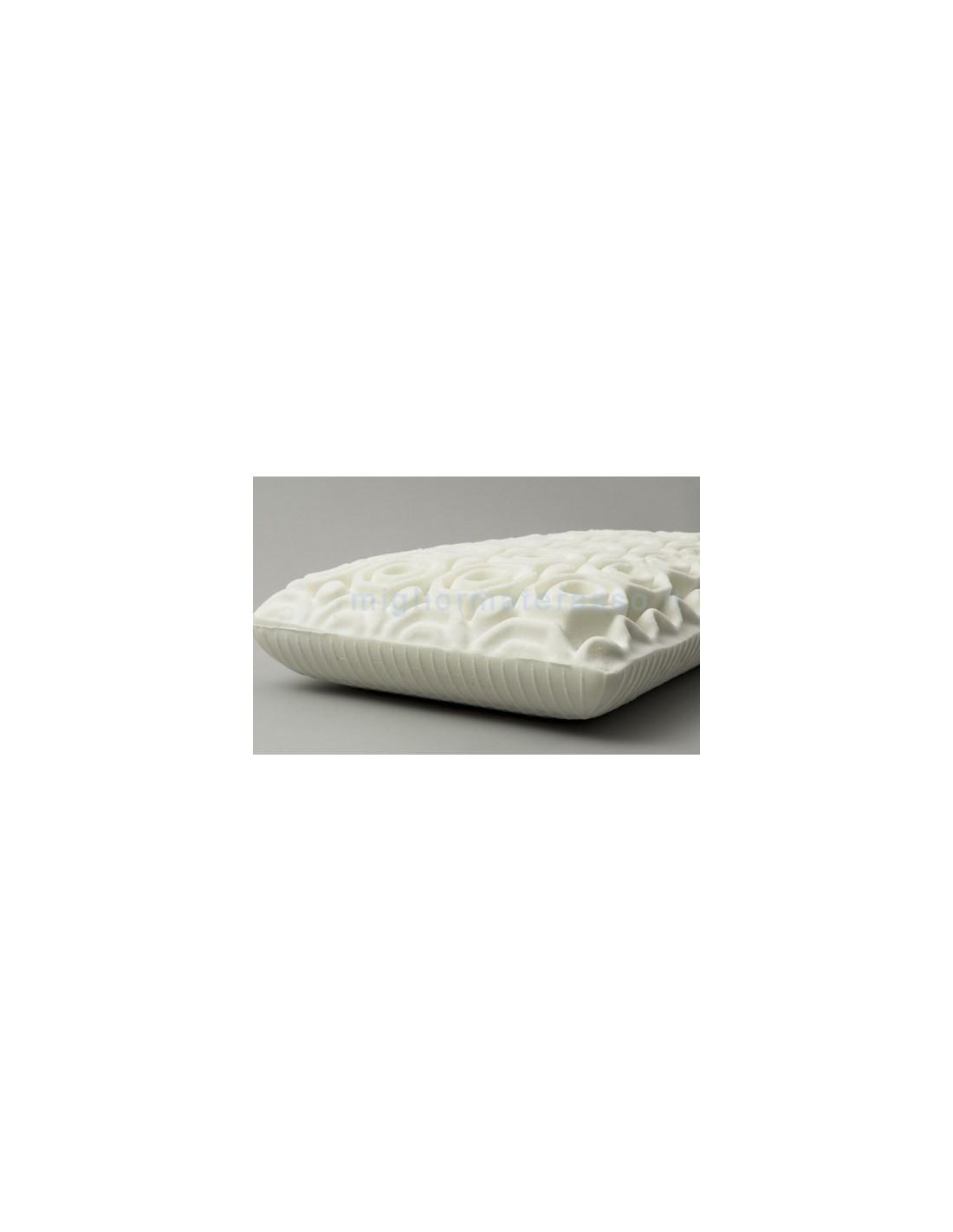 Cuscini Fabe.Memory Pillow Massage Effect