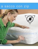 Coprimaterasso Antiacaro a sacco Greenfirst