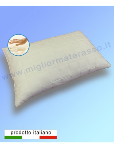 2 Memory Aloe Pillow Best Price Made In Italy