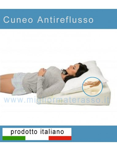 Miglior Materasso Per Dormire.Wedge Antireflux Gastric Pillow With Waterlily Memory