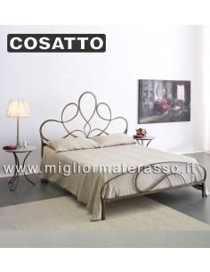 Violetta Cosatto letto ferro battuto