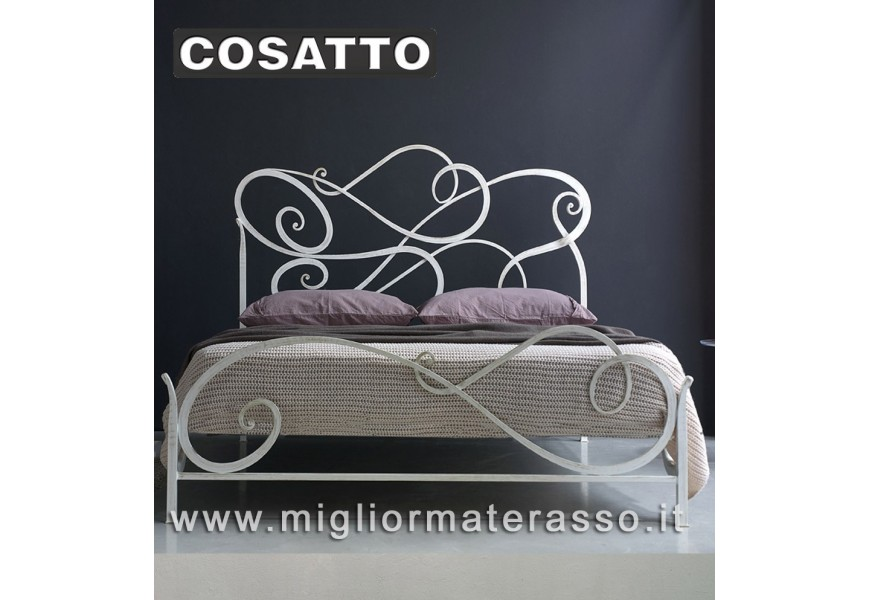Aura Cosatto Iron Bed