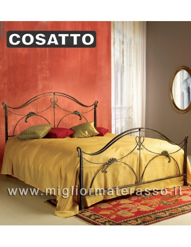Ottocento Cosatto Iron Bed