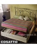 Violetta Cosatto Iron Bed