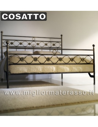 Incanto Iron Bed