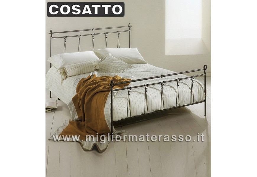 Anna Cosatto Iron Bed
