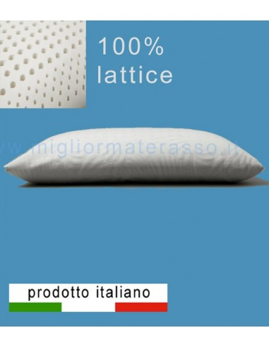 Cuscino in lattice Fabe