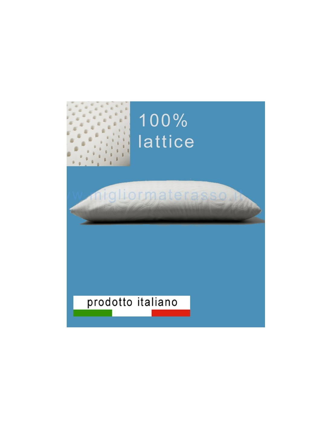 Fabe Cuscini.Fabe Latex Pillow High Weight High 15 Cm