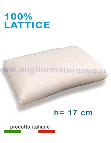 Cuscino ALTO in lattice