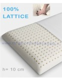 thin latex pillow