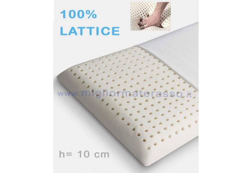 thin latex pillow