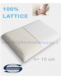 Cuscino in lattice Simmons basso