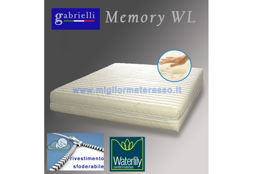 Memory SIX Sfoderabile