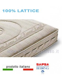 Materasso matrimoniale Pirelli in lattice in offerta