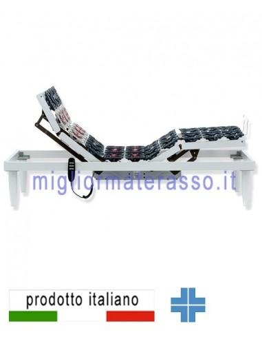 Rete motorizzata senza doghe con supporti 3D base letto dispositivo