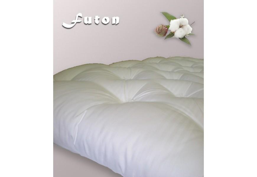 Futon artigianale in cotone