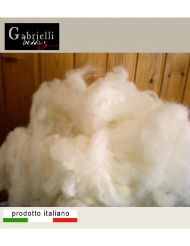 English wool for mattress